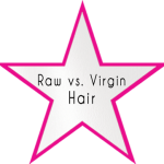 Raw Versus Virgin Hair